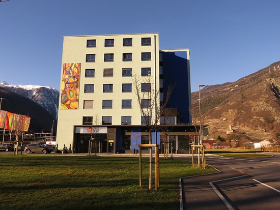 Vista exterior do martigny boutique hotel photo de for Martigny hotel boutique