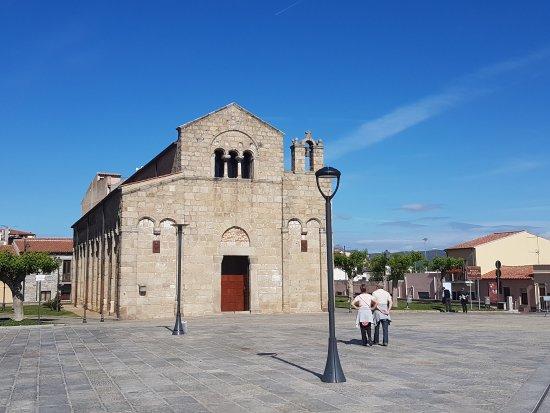Olbia, Italy: Basilica di San Simplicio