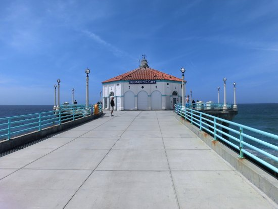 ‪Manhattan Beach Pier‬