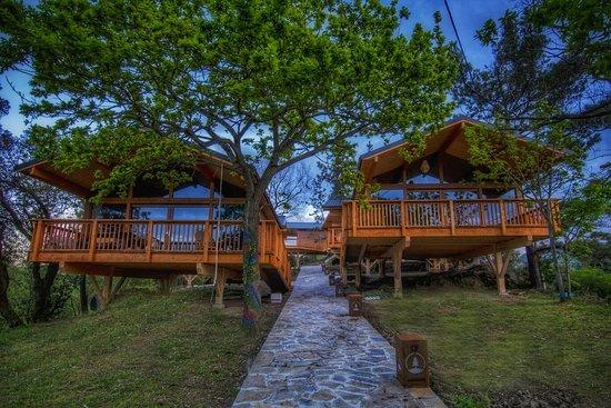 Camping Itxaspe: Bungalows Natura