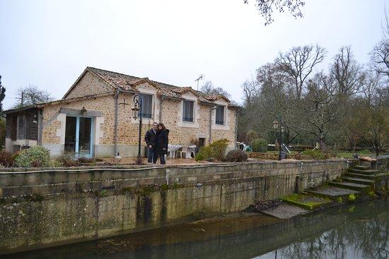 Le Moulin du Bout du Pont
