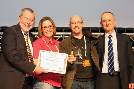 Loch Lomond Brewery: SIBA Supreme Champion 'Southern Summit' 2016