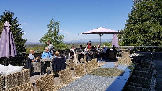 Restaurant La Terrasse Beaucourt France