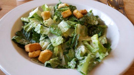 Tioga Gas Mart & Whoa Nellie Deli: Cesars Salad