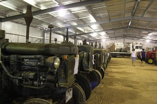 Rupanyup, Úc: Woods' Farming and Heritage Museum