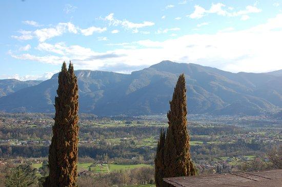 Castelvecchio Pascoli لوحة