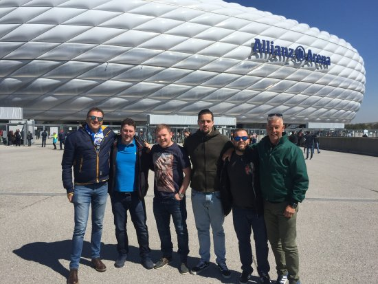 Munich City Tour Card Review