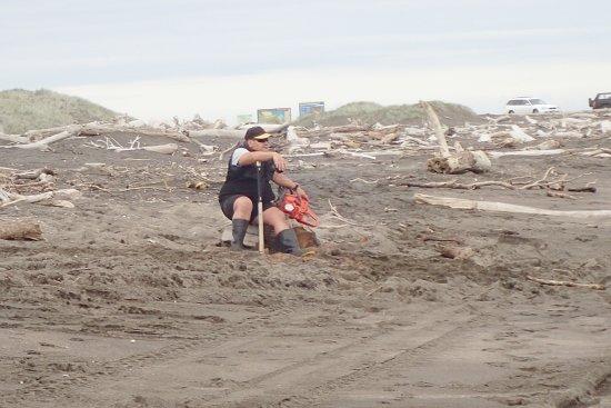 Whanganui - Castlecliff Beach 18