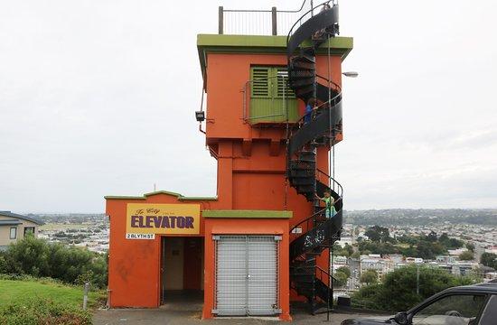 Уангануи, Новая Зеландия: Whanganui - Durie Hill Elevator 11
