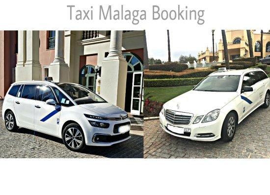 Taxi Malaga Booking
