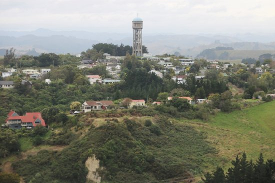 Уангануи, Новая Зеландия: Whanganui - Durie Hill Memoral 7