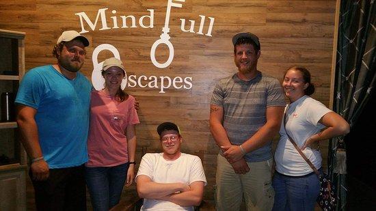 Escape Room Matthews