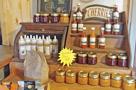 Starvin Arvin's: Buy jams, honey and hot sauce