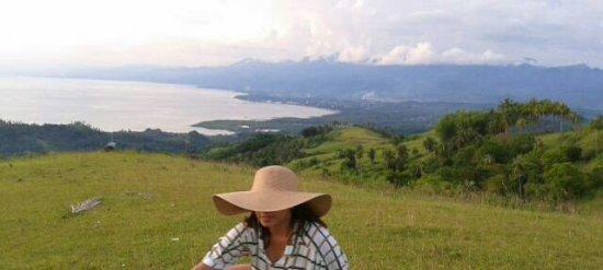 Baybay, Filippinene: Lintaon Peak