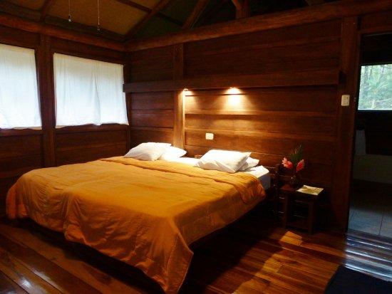 La Anita Rainforest Ranch: Cabin 4