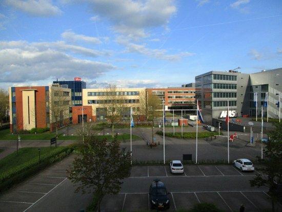 Van der Valk Leusden: Parkplatz