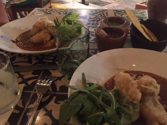 Apoala: Delicious food