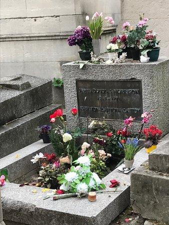 Friedhof Père-Lachaise (Cimetière du Père-Lachaise): photo0.jpg
