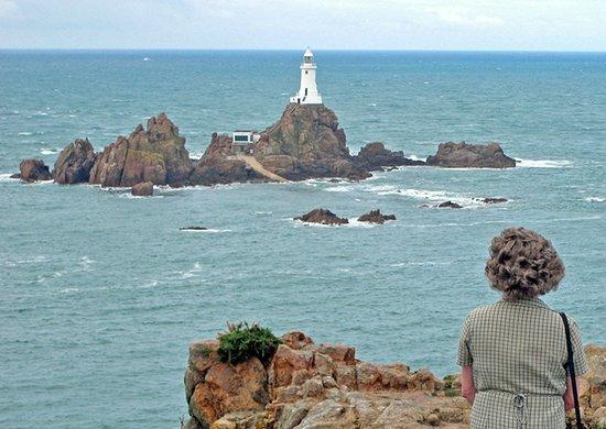Corbiere Lighthouse (La Corbiere) Photo