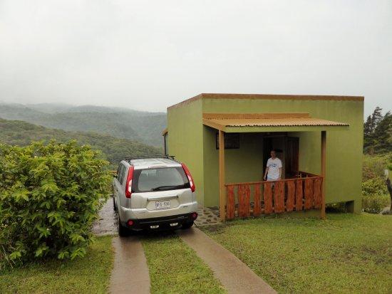 Rainbow Valley Lodge: Cabin 5