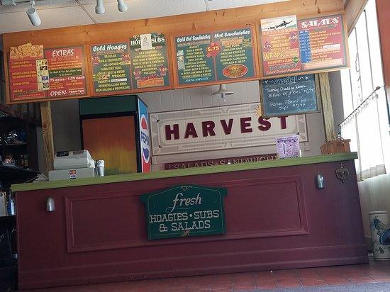 Cumberland, MD: Harvest Salads & Sandwiches