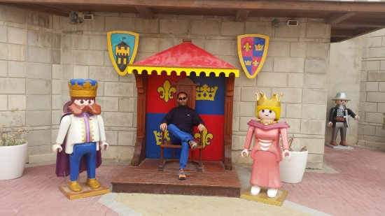 Playmobil-FunPark: the King...