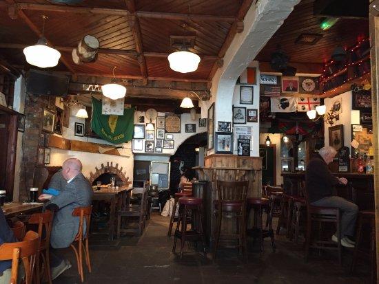 The celt pub dublin restaurant avis num ro de for Appart city dublin