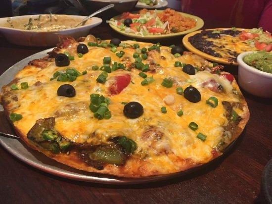 Avondale, AZ: Mexican pizza