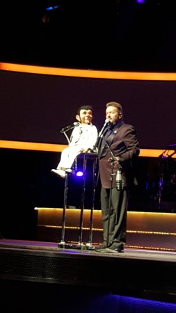 Terry Fator - The Voice of Entertainment: Section 103, Row DD, Seat 1