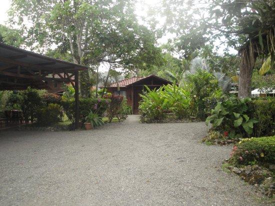 Casa Marcellino: Área del parqueo