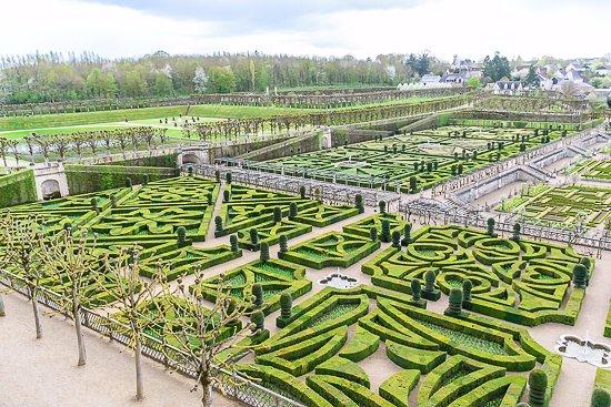 Chateau de Villandry: Villandry
