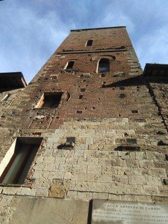 Casa Torre di Arnolfo di Cambio: casa torre