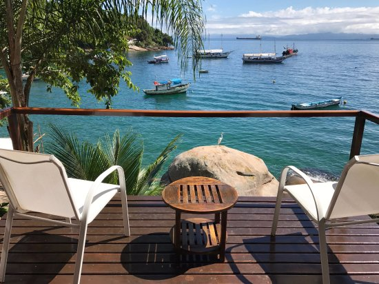 Vila Pedra Mar: The view from the honeymoon suite