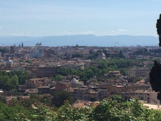 Veduta di Roma - Picture of Terrazza del Gianicolo, Rome - TripAdvisor