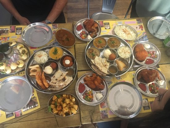 Tuk Tuk Indian Street Food Eastbourne