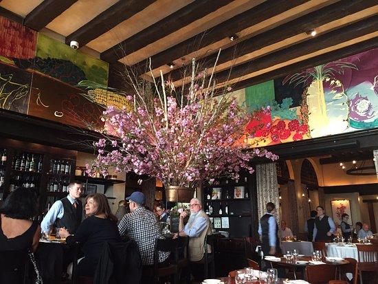 Gramercy Tavern: Bar area
