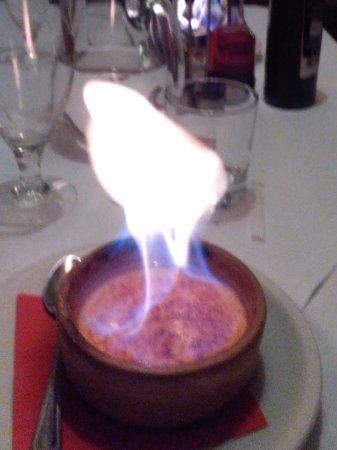 Rasun di Sopra, Italia: crema catalana