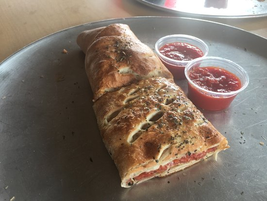 Biscoe, NC: New York Stromboli at Omar's!