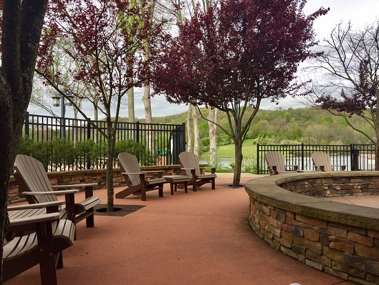 Roanoke, WV: Stonewall Resort