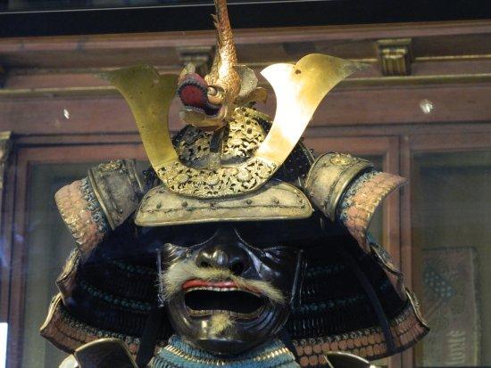 Armeria Reale: armatura giapponese