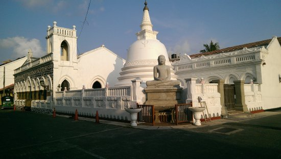Fort Shri Sudarmalaya Buddhist Temple