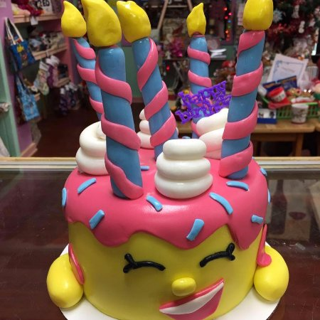 Ilion, Estado de Nueva York: Custom Birthday Cake