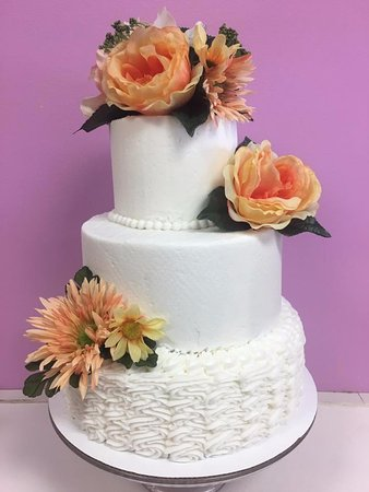 Ilion, NY: Wedding cake