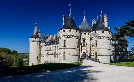 Centre-Val de Loire, Frankrike: Chaumont sur Loire