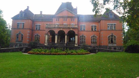 Kuldiga, لاتفيا: Pelci Castle