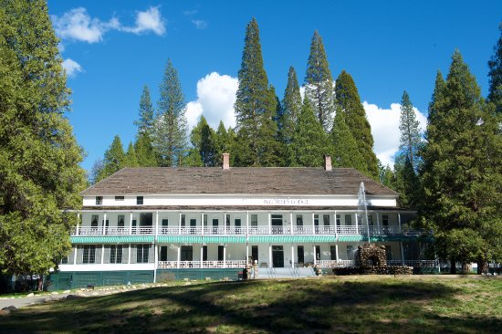 Big Trees Lodge, Wawona, Yosemite National Park
