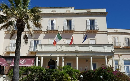 Hotel Villa Politi Siracusa Sicily