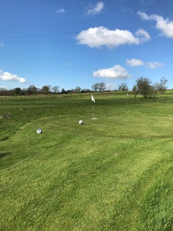 Goal In One Footgolf Centre