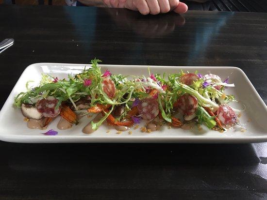 Wickman House: Seasonal side salad