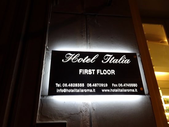 Hotel Italia afbeelding